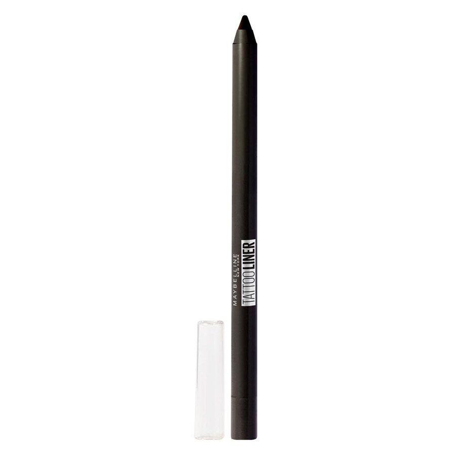 Maybelline Tattoo Liner Gel Pencil, #900 Deep Onyx (1,3 g)