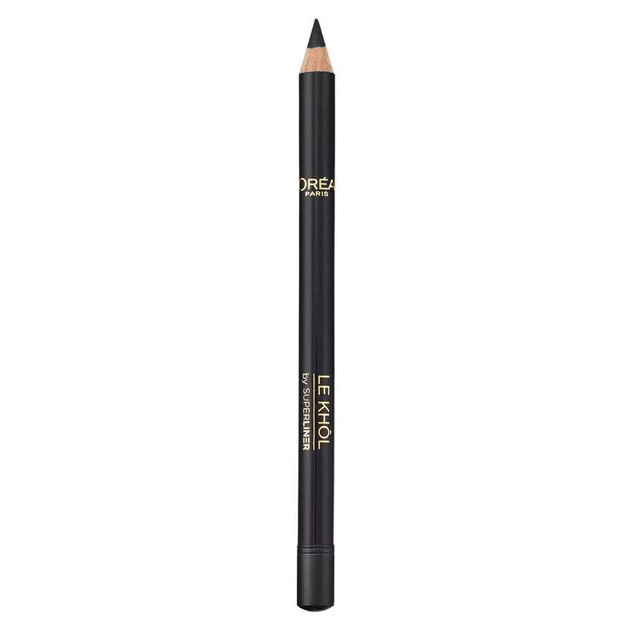 L'Oréal Paris Superliner Le Khol, 101 Midnight Black