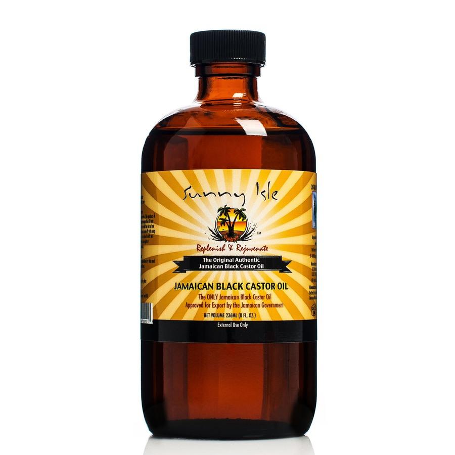 Sunny Isle Jamaican Black Castor Oil Rizinusöl (236 ml), Regular