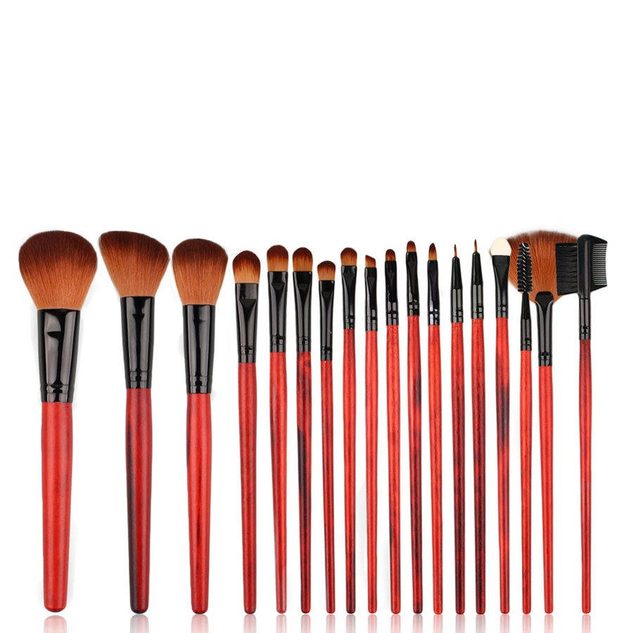 Smashit Cosmetic Brush Set 18 Teile