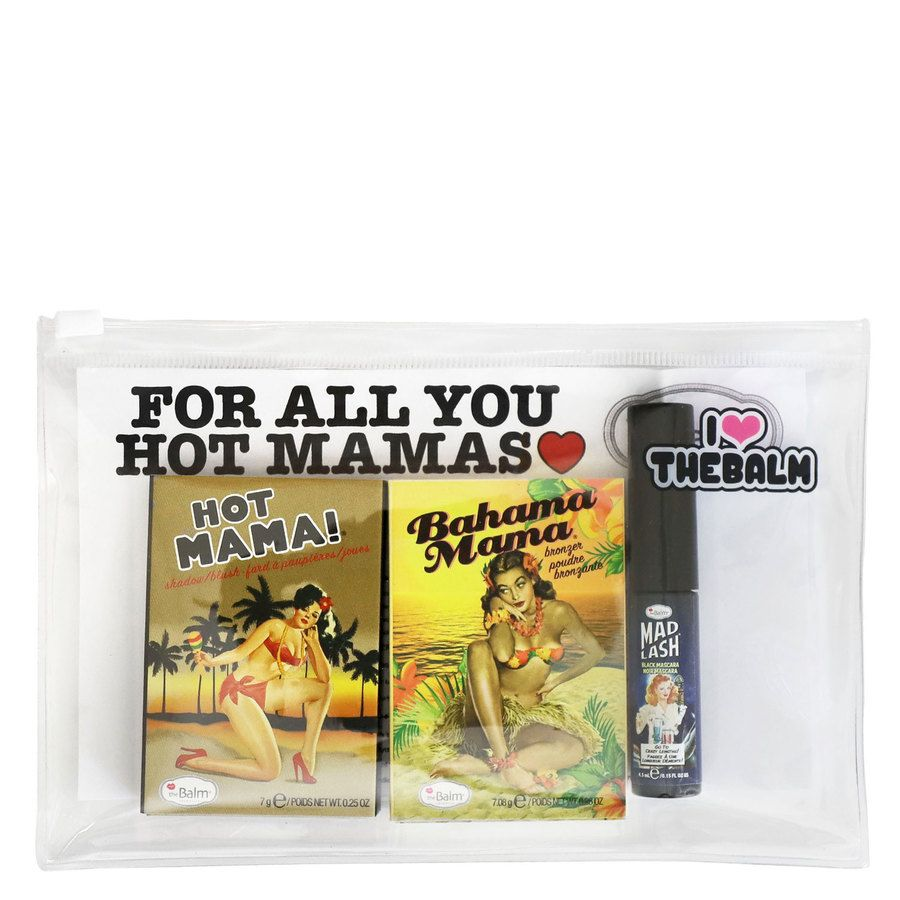 theBalm All You Hot Mamas 3Stück