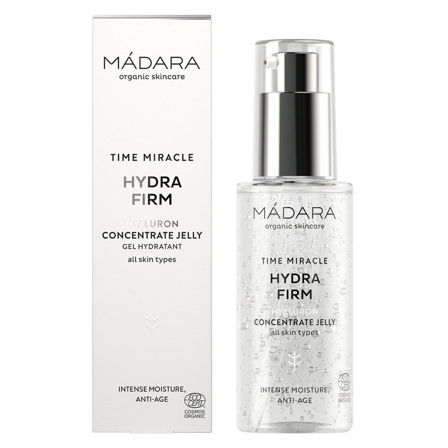 Mádara Time Miracle Hydra Firm Hyaluron Concentrate Jelly (75 ml)