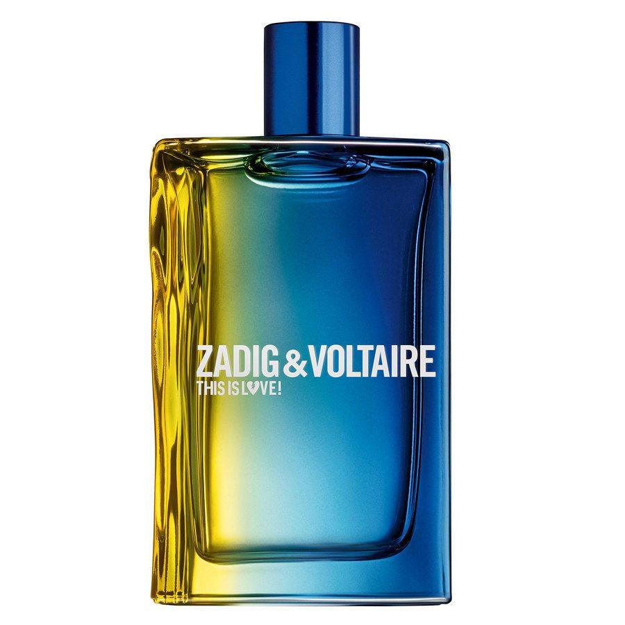 Zadig & Voltaire This Is Love Pour Lui Eau De Toilette (100 ml)