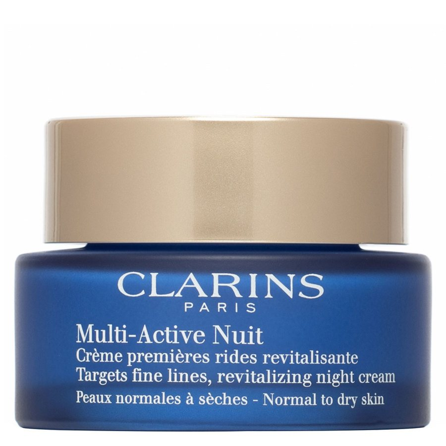Clarins Multi-Active Night Cream Comfort Dry Skin (50 ml)
