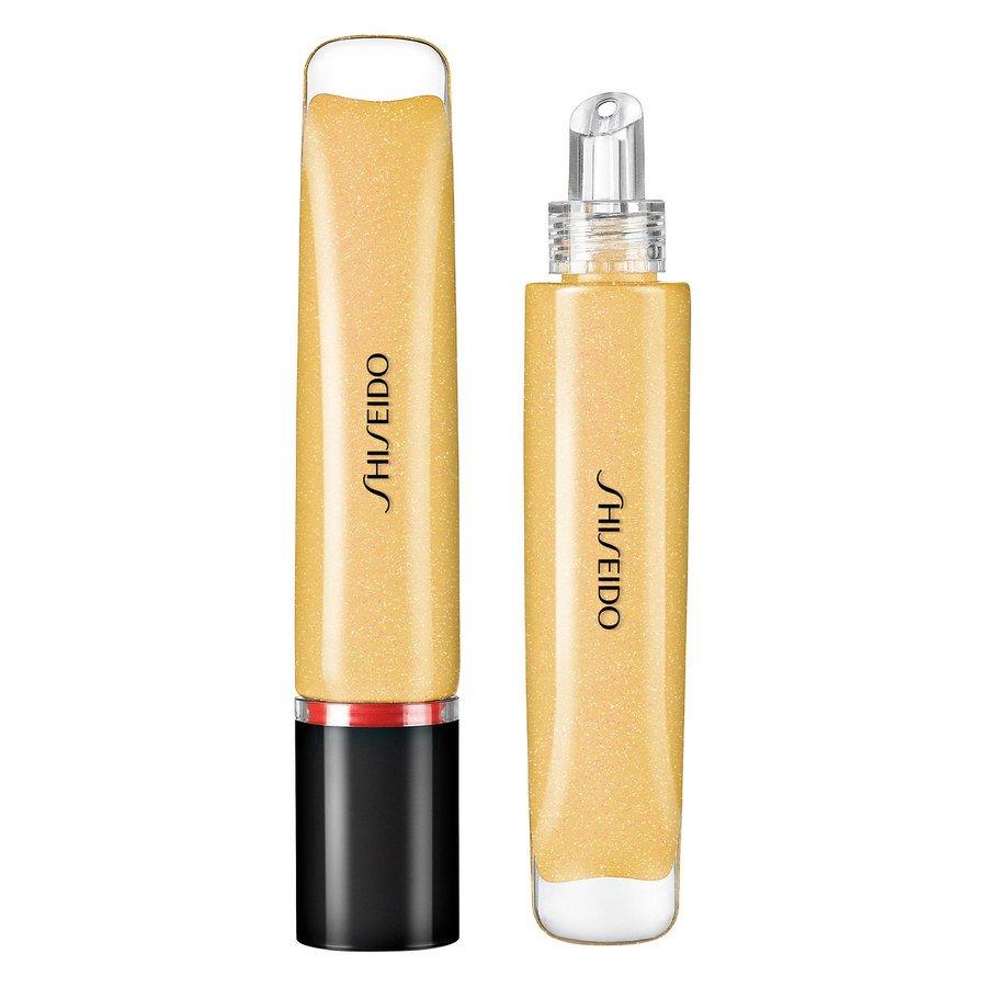 Shiseido Shimmer GelGloss, 01 Kogane Gold (9 ml)