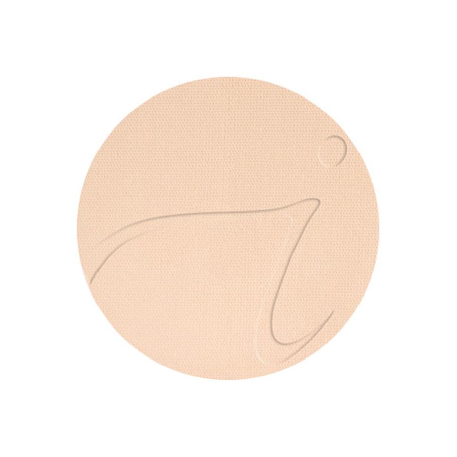 Jane Iredale Purepressed® Base Mineral Foundation LSF 20 (9,9 g), Nachfüllpack, Warm Silk