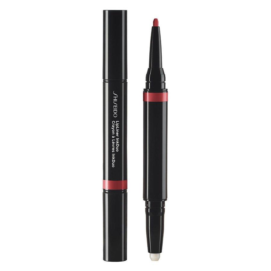 Shiseido LipLiner InkDuo, 09 Scarlet (1,1 g)