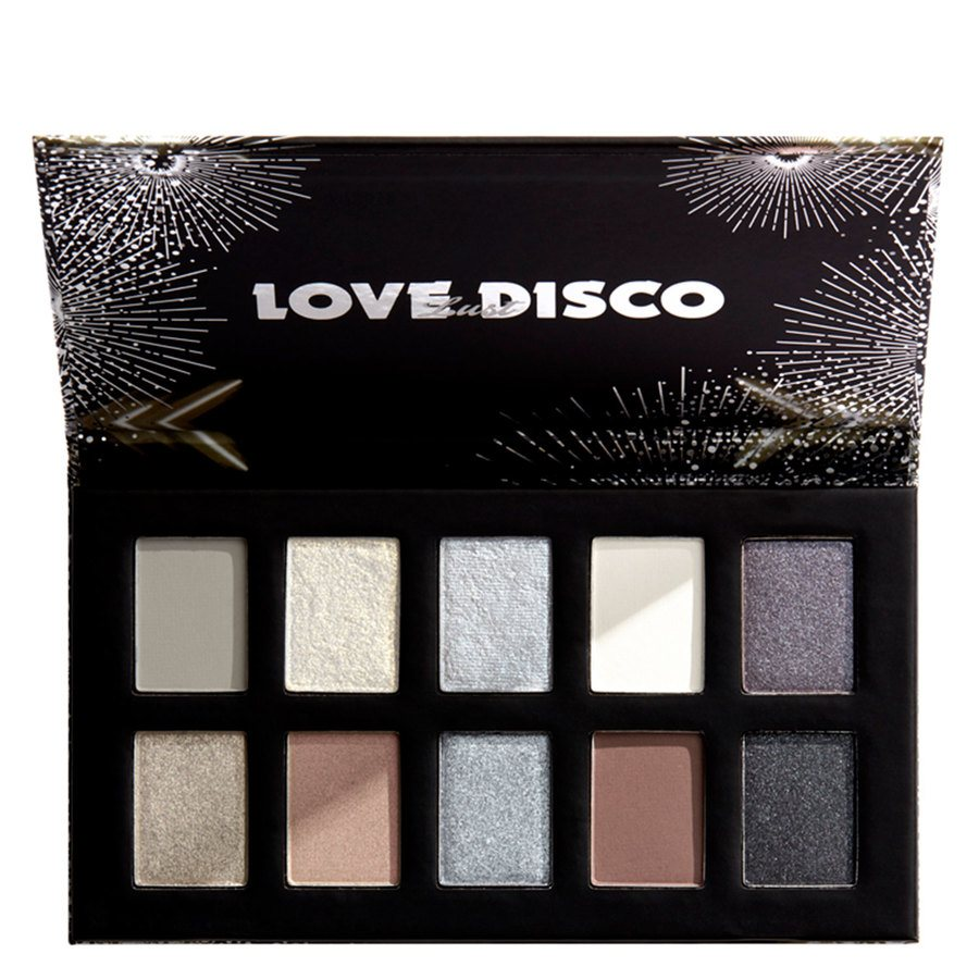 NYX Professional Makeup Love Lust Disco Eyeshadow Palette, Miss Robot