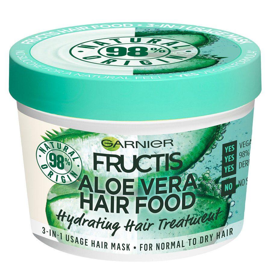 Garnier Fructis Hair Food Mask, Aloe Vera 390ml