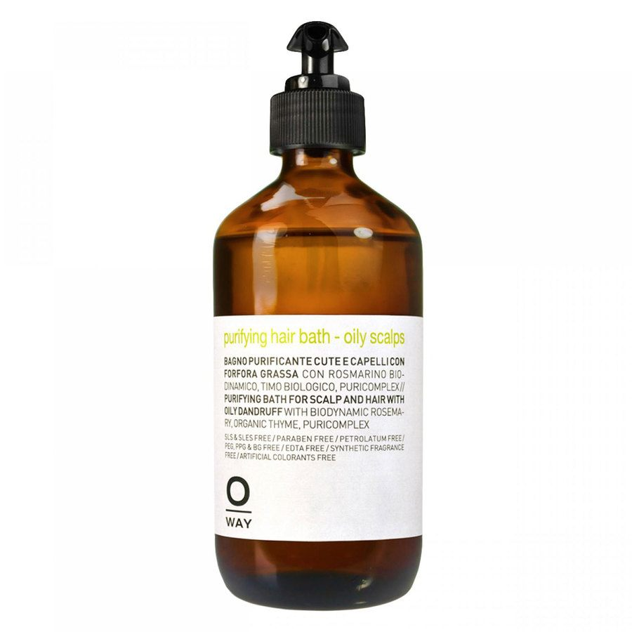 Oway Purifying Hair Bath Oily Scalps 240 ml