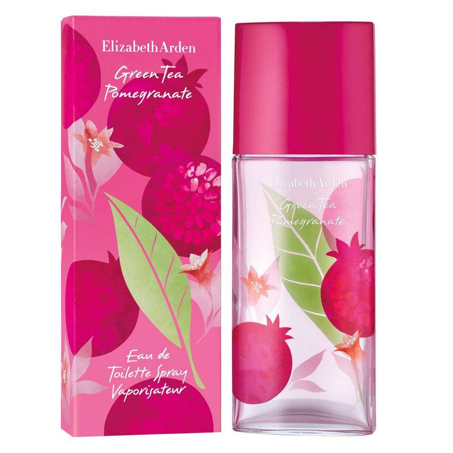 Elizabeth Arden Green Tea Pomegranate Eau De Toilette (100ml)