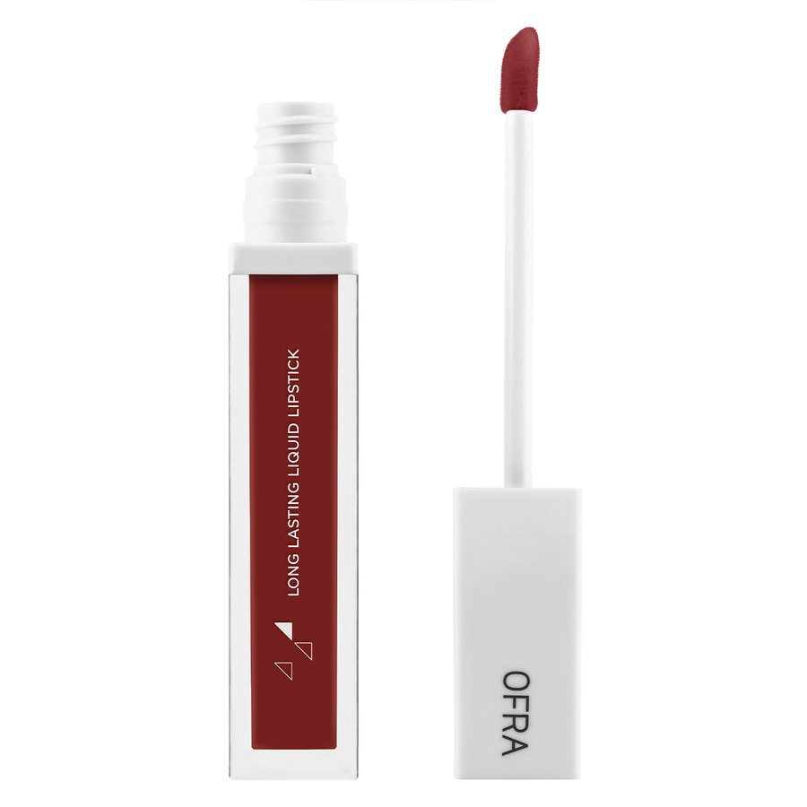 Ofra Long Lasting Liquid Lipstick, Brickell (8 g)