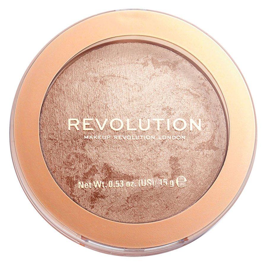 Makeup Revolution Bronzer Reloaded, Holiday Romance (15g)
