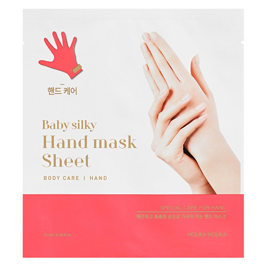 Holika Holika Baby Silky Hand Mask Sheet 15ml