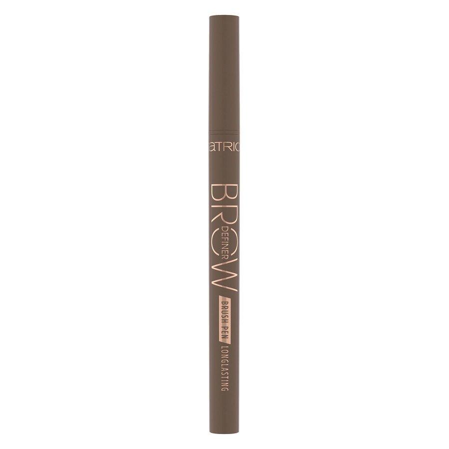 Catrice Brow Definer Brush Pen Longlasting, 040 Ash Brown 0,7 ml