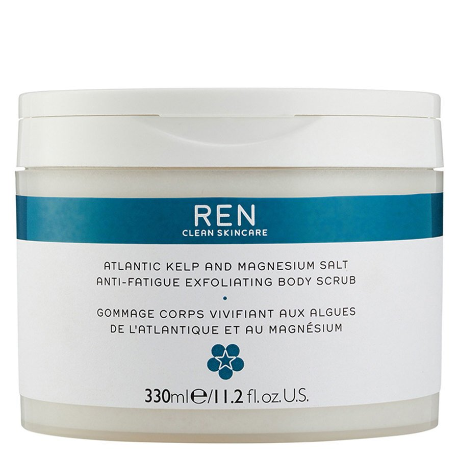 REN Clean Skincare Atlantic Kelp Exfoliating Body Scrub (330 ml)
