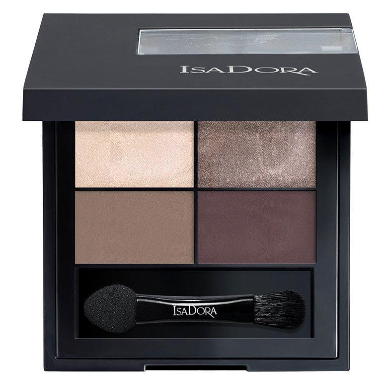 IsaDora Eyeshadow Quartet, 08 Chic Neutrals 3,5g