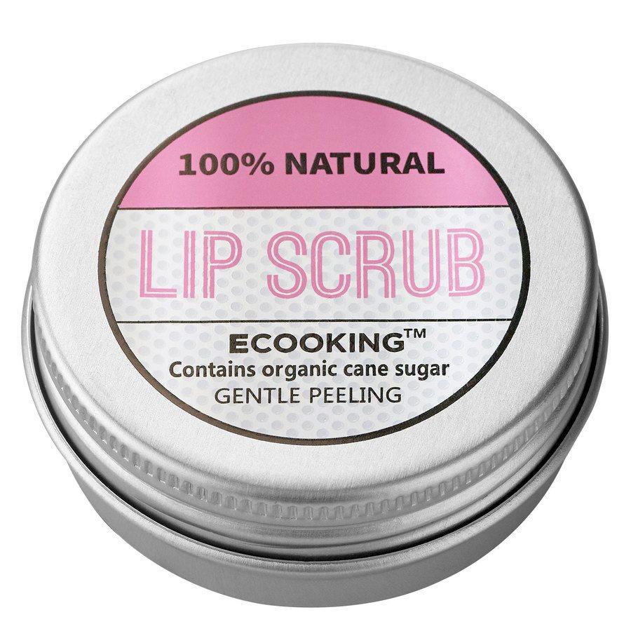 Ecooking Lip Scrub 30 ml