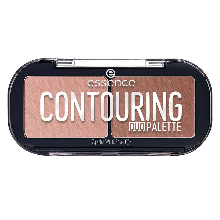 essence Contouring Duo Palette, 10 7g