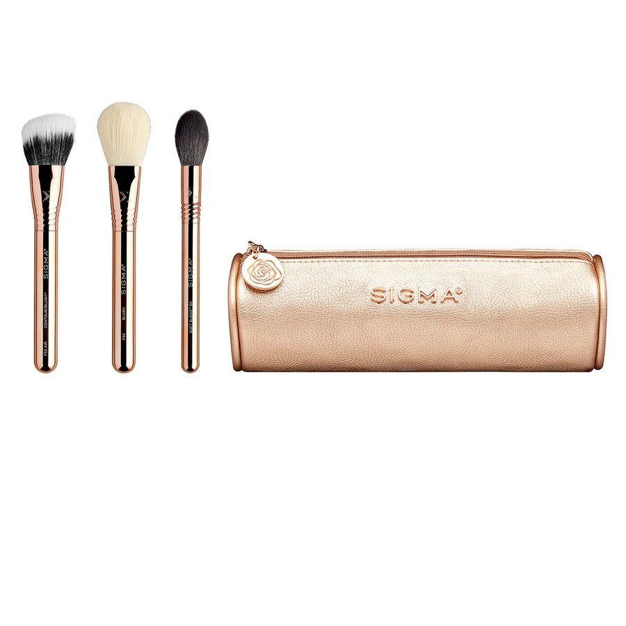 Sigma Bloom + Glow Brush Set 4St.