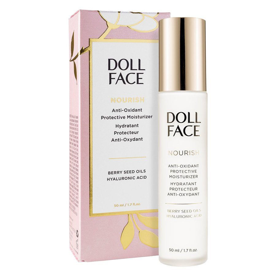 Doll Face Nourish Anti-Oxidant Protective Moisturizer (50 ml)