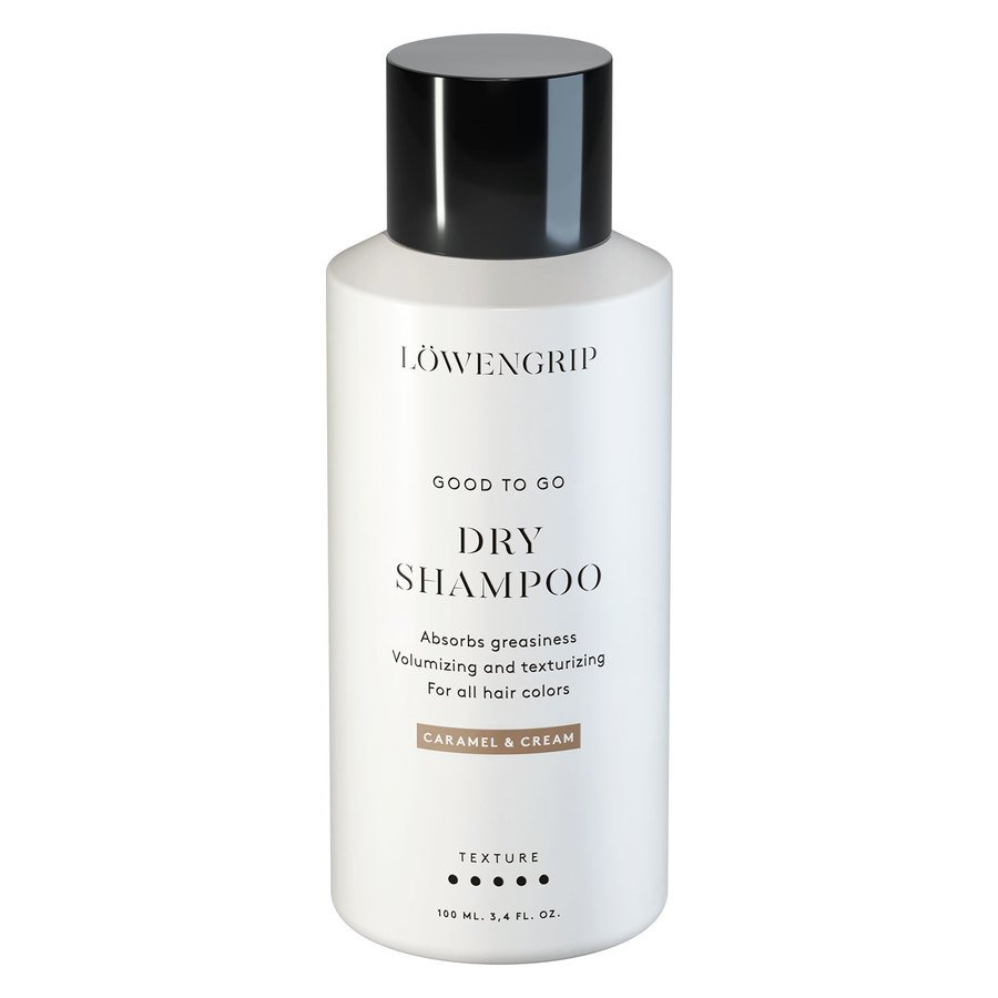 Löwengrip Good To Go Dry Shampoo Caramel & Cream (100 ml)