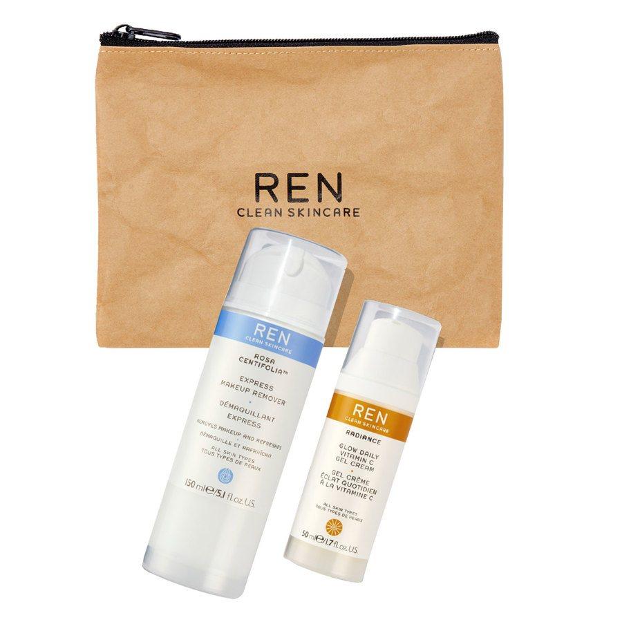 REN Clean Skincare Gift Set Vitamin C