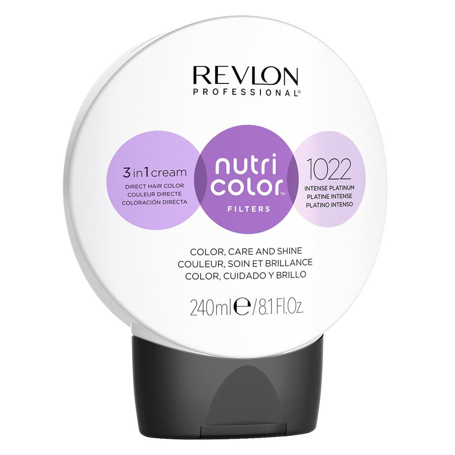 Revlon Professional Nutri Color Filters, 1022 240 ml