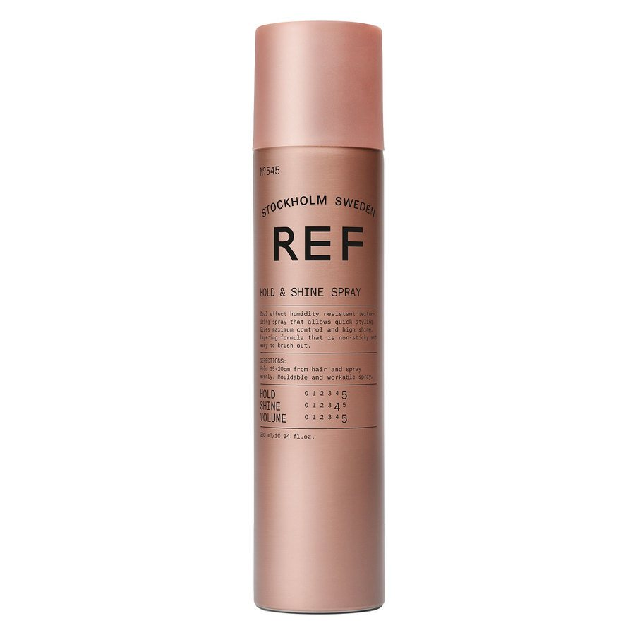 REF Hold & Shine Spray (300 ml)