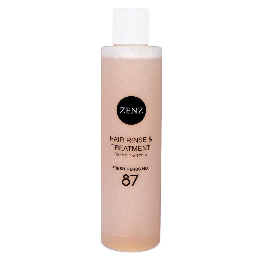 Zenz Organic Hair Rinse & Treatment Fresh Herbs No. 87 200ml