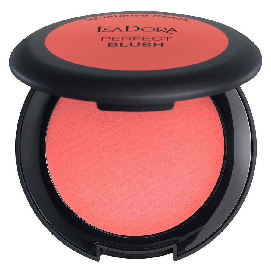 IsaDora Perfect Blush, 02 Intense Peach 4,5 g
