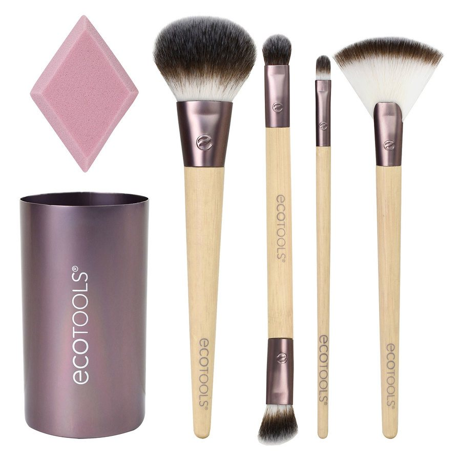 EcoTools® Festive And Flawless Beauty Gift Set