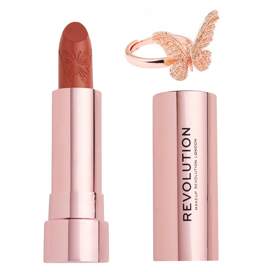 Makeup Revolution Precious Glamour Lip Frost, Extra Fancy 3,5 g