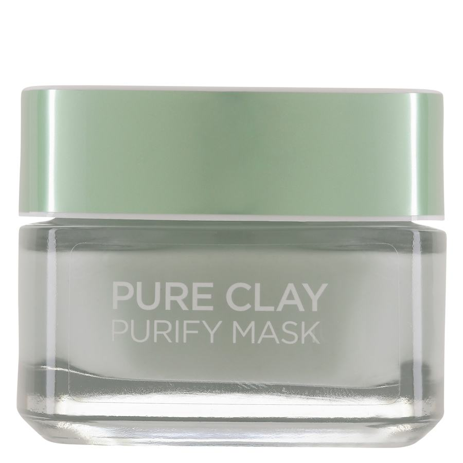 L'Oréal Paris Pure Clay Purify Mask Green (50 ml)