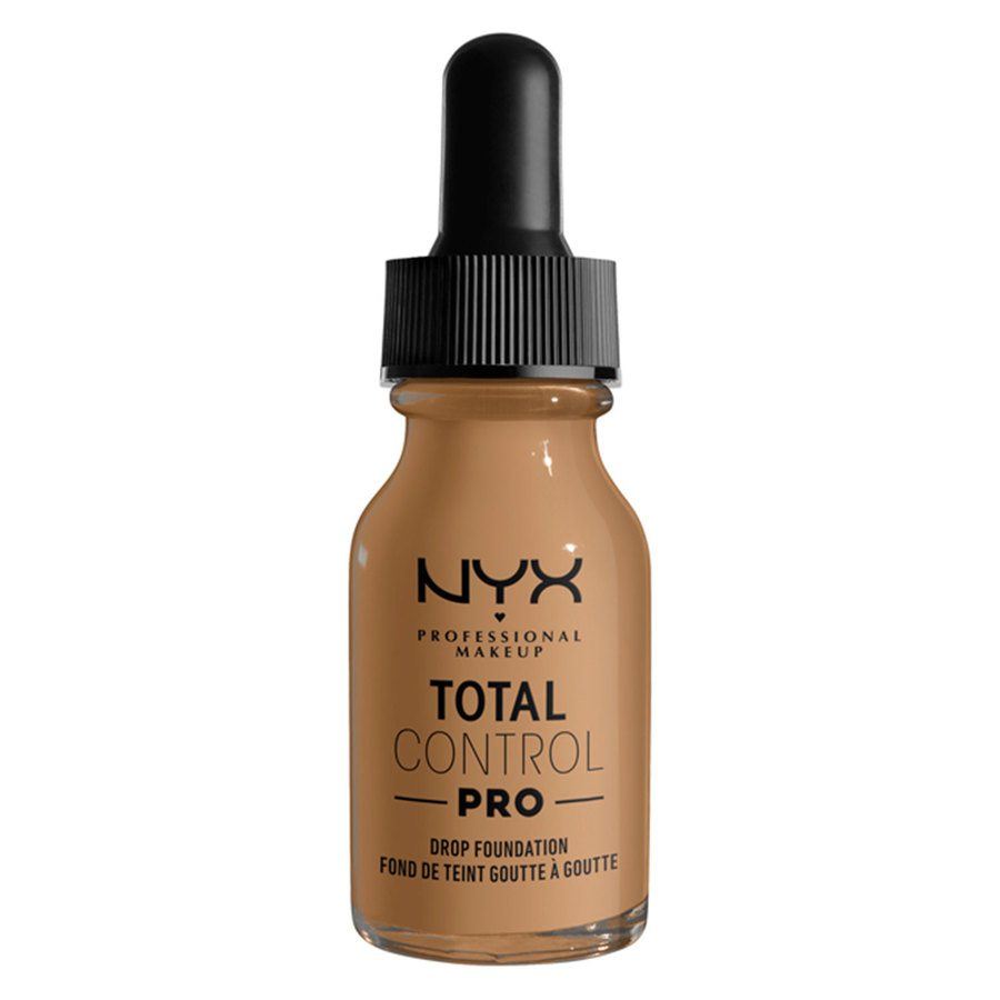 NYX Professional Makeup Total Control Pro Drop Foundation, Golden 13 ml