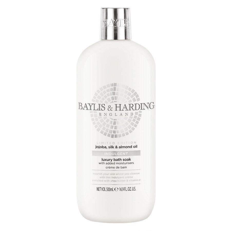 Baylis & Harding Signature Jojoba, Silk & Almond Bath Soak (500 ml)