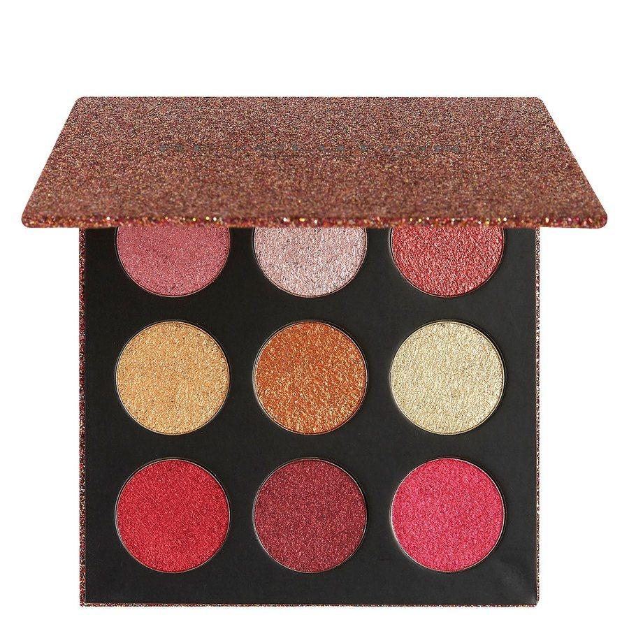 Makeup Revolution Euphoric Foil Eyeshadow Palette House of Fun (18,9 g)