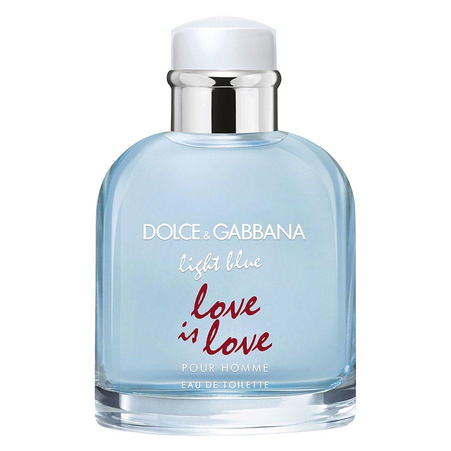 Dolce & Gabbana Light Blue Pour Homme Love Is Love Eau De Toilette (125 ml)