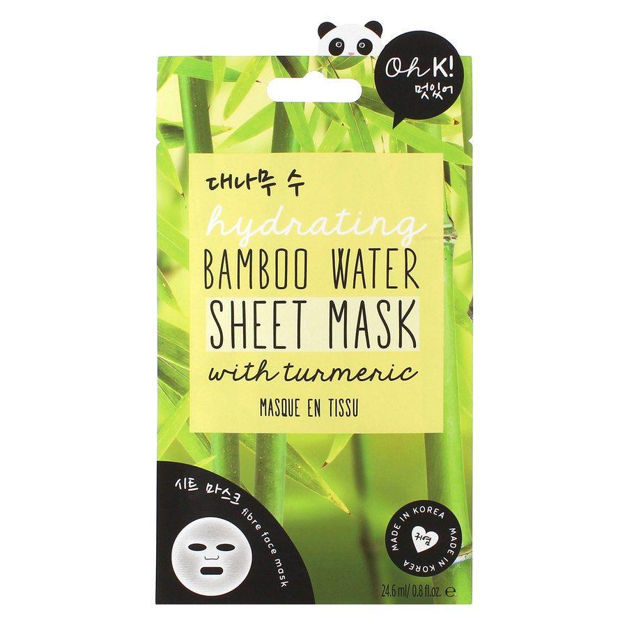 Oh K! Bamboo Water Sheet Mask (24,6ml)