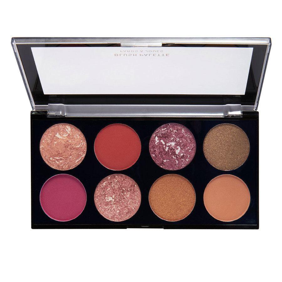 Makeup Revolution Ultra Blush Palette, Golden Soul 13g