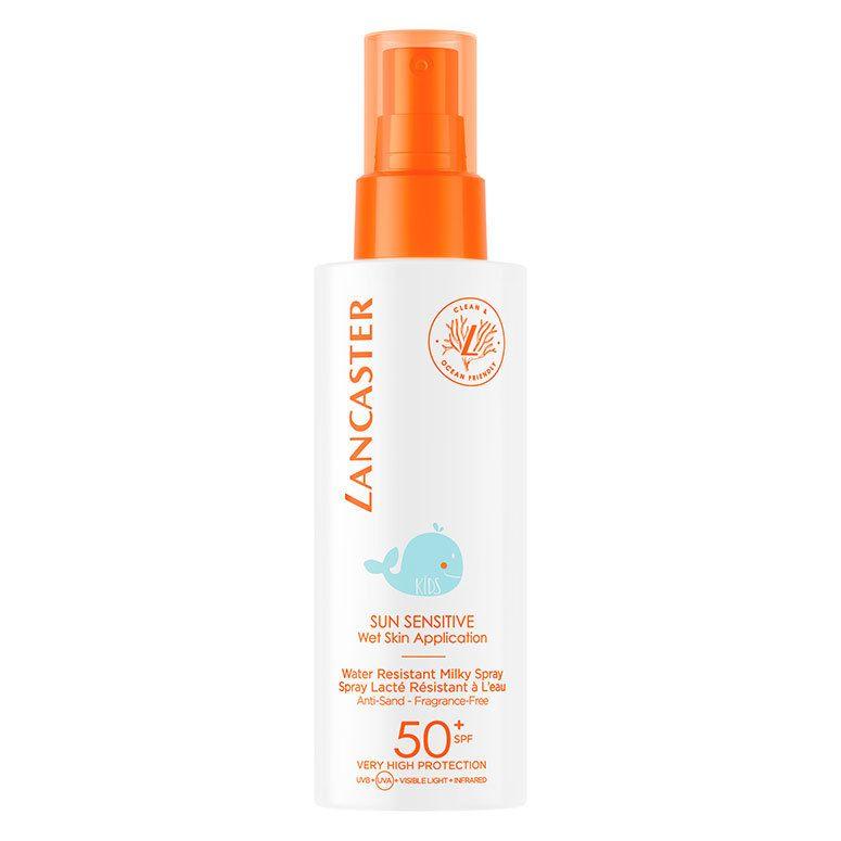 Lancaster Sun Sensitive Water Resistant Milky Spray Kids SPF50+ 150ml