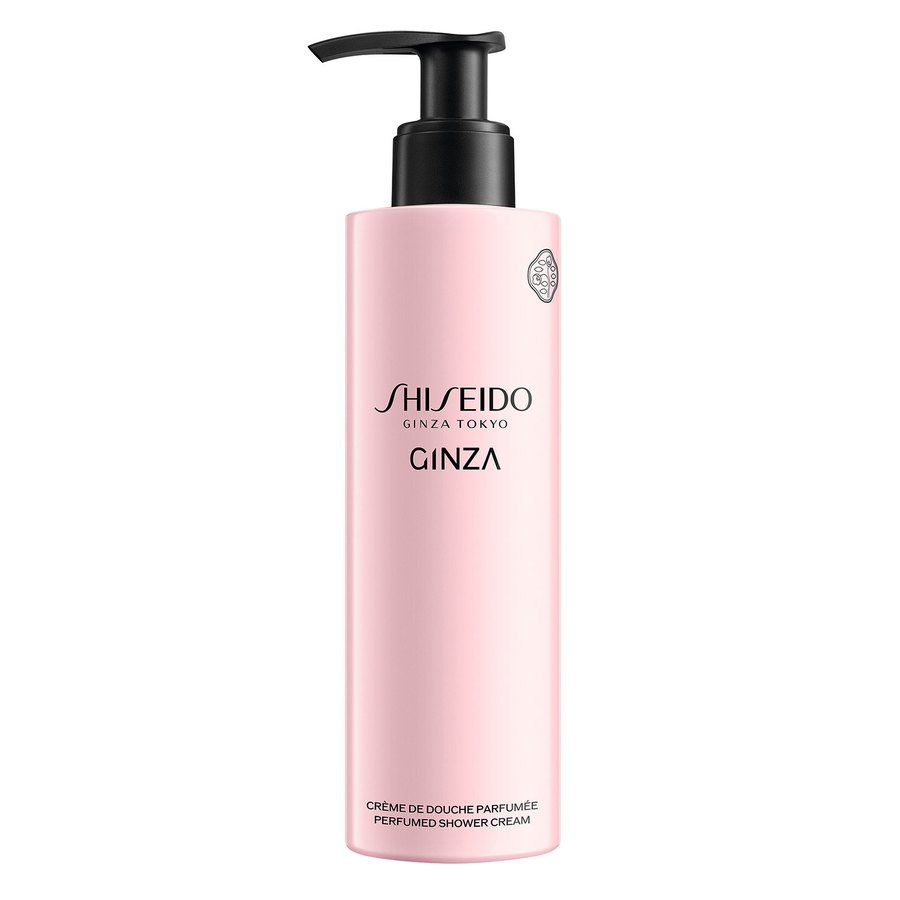 Shiseido Ginza Shower Cream 200 ml
