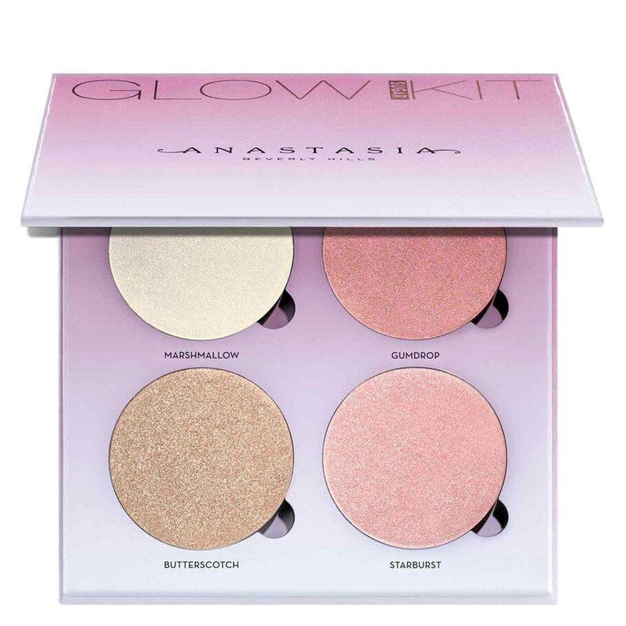 Anastasia Beverly Hills Glow Kit, Sugar (4 x 7,37 g)