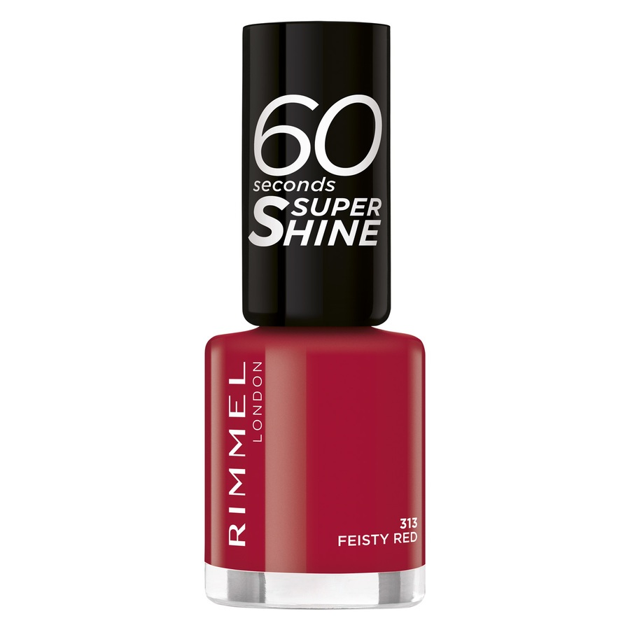 Rimmel London 60 Seconds Super Shine, 313 (8 ml)