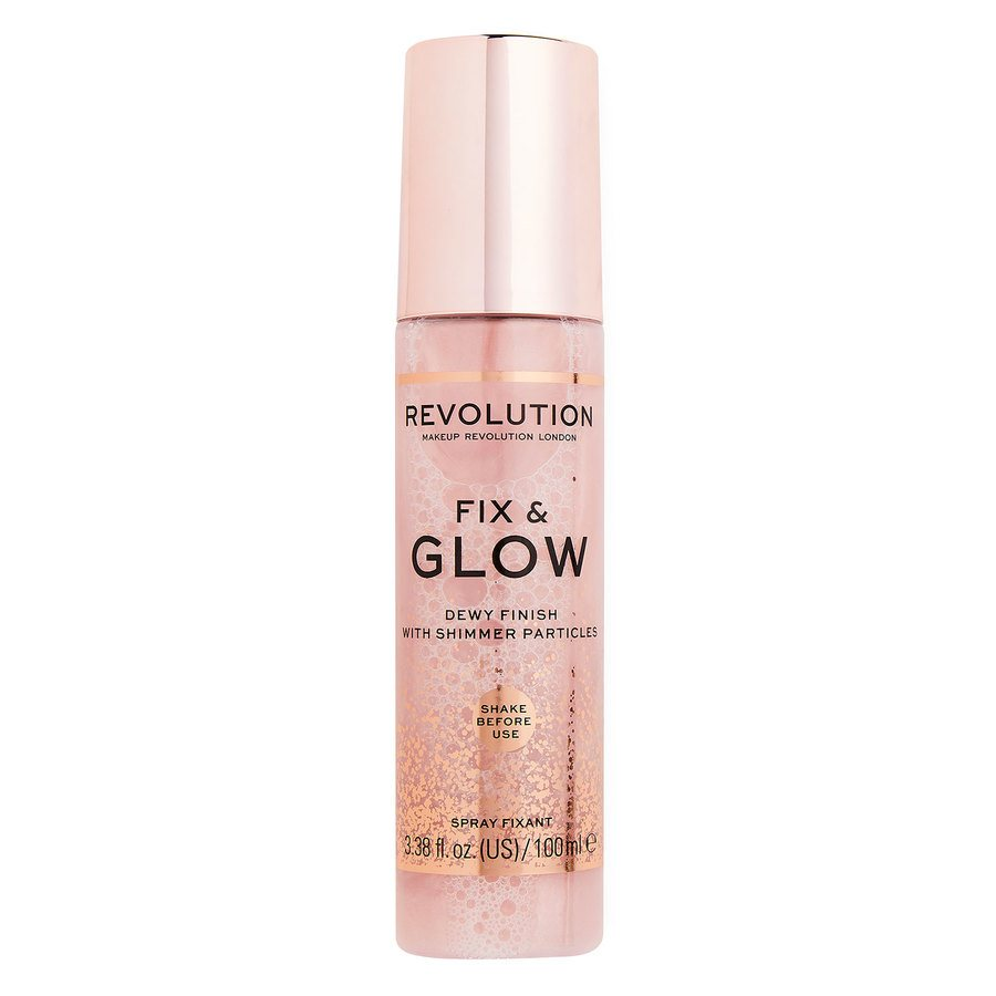 Makeup Revolution Fix & Glow Fixing Spray 100 ml