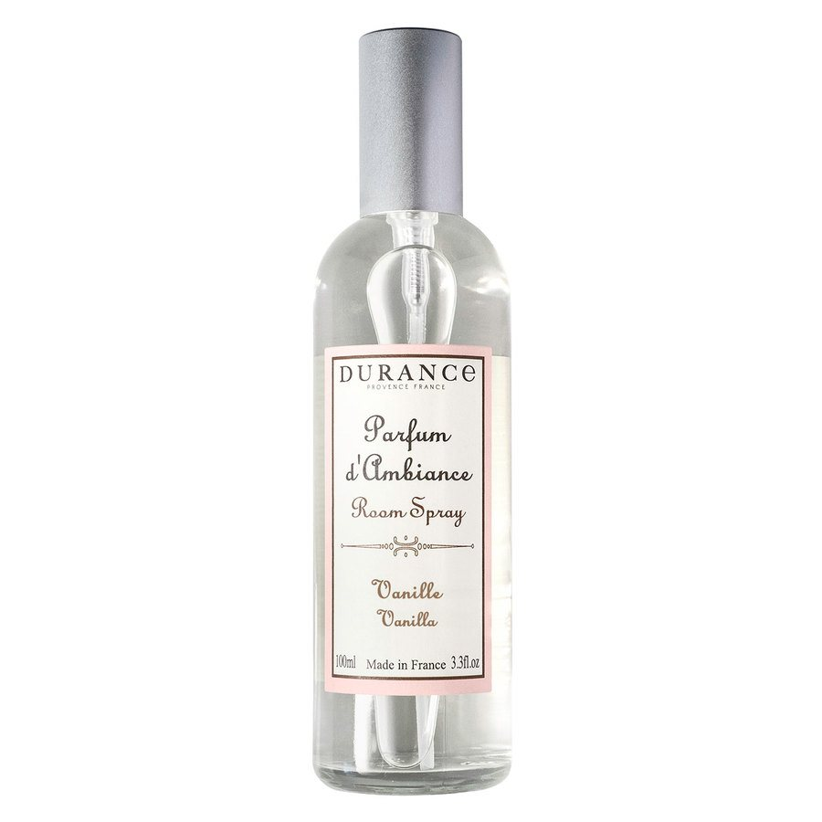 Durance Home Perfume Room Spray, Vanilla (100 ml)