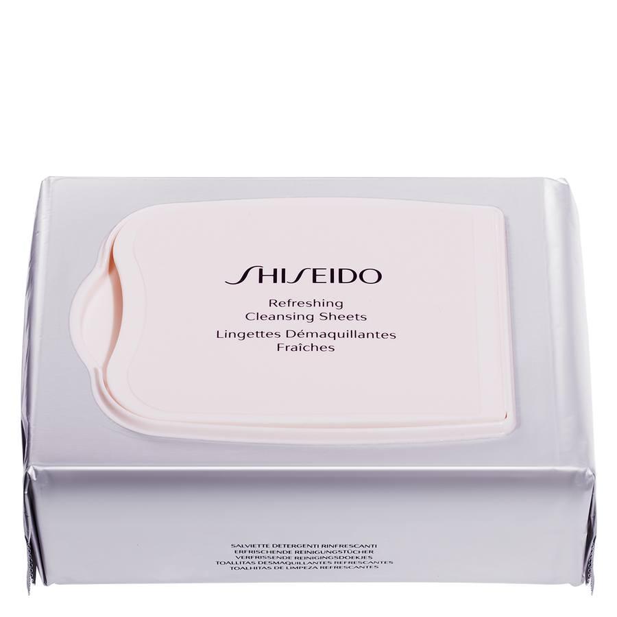 Shiseido Pureness Refreshing Cleansing Sheets (30 sheets)