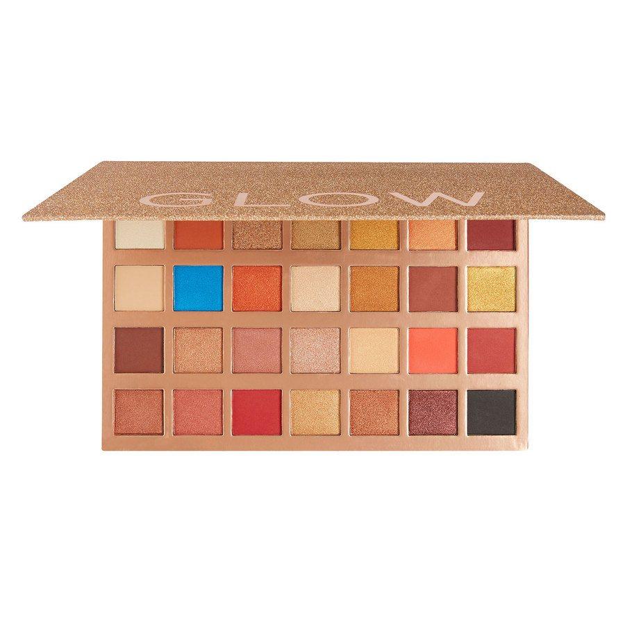 Makeup Revolution Glow Heatwave Shadow Palette (33,6 g)