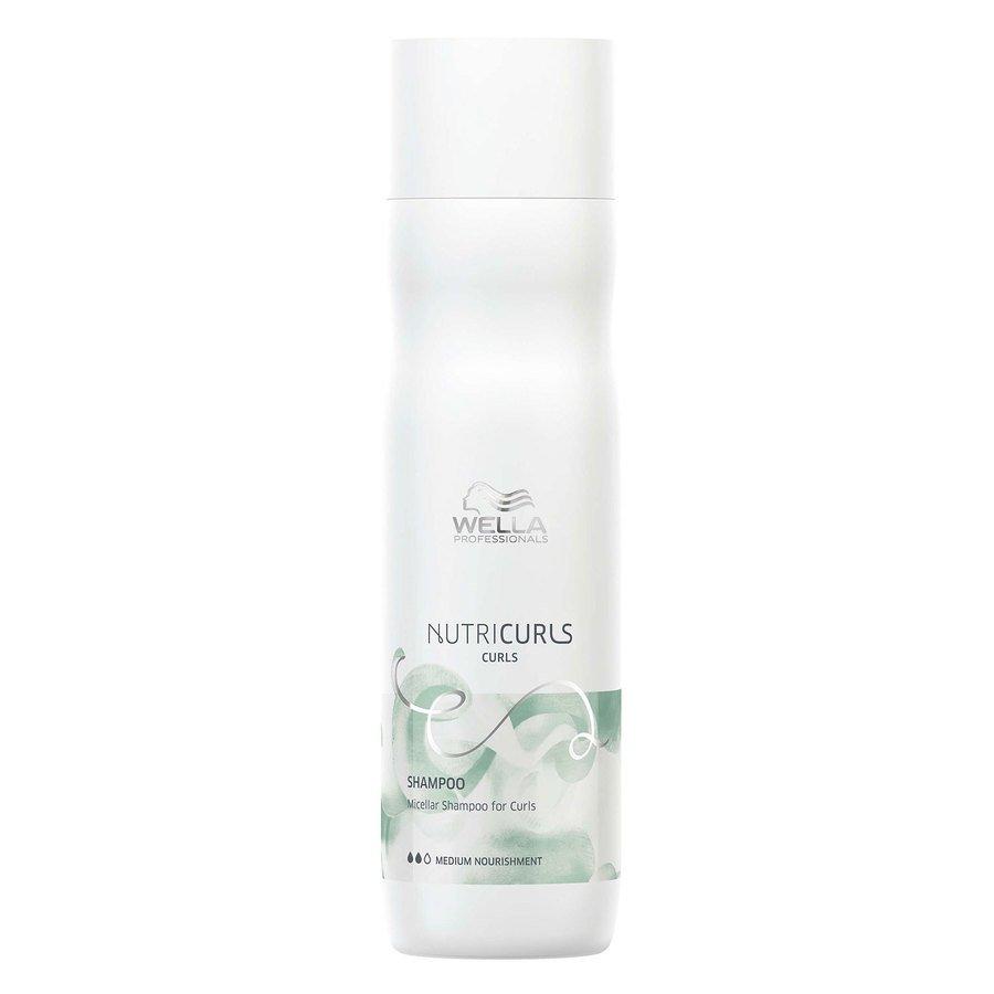 Wella Professionals Nutricurls Micellar Shampoo For Curls (250 ml)