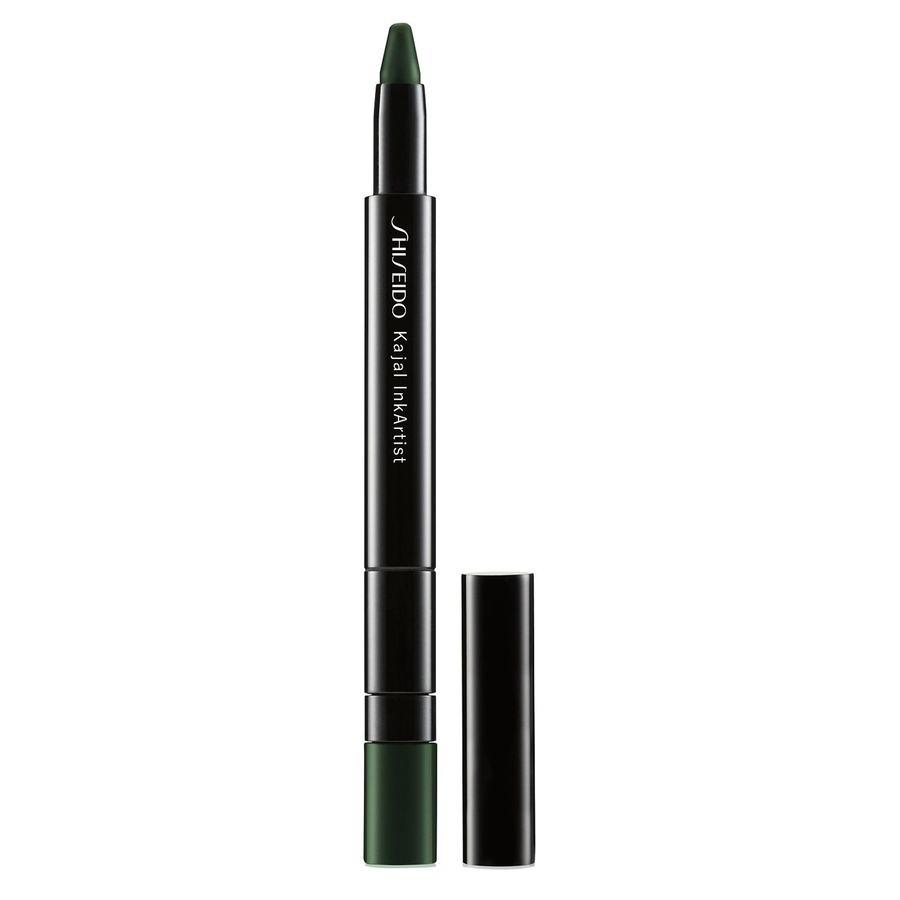 Shiseido Kajal InkArtist, 06 Birodo Green (0,8g)